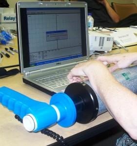 Spirometry calibration